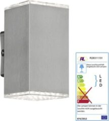 Reality RealityTrio LED-Wandleuchte RL131, Wandlampe Außenleuchte, EEK A