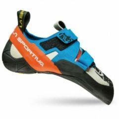 La Sportiva - Otaki - Klimschoenen maat 44,5, zwart/blauw