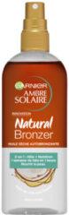 Garnier Ambre Solaire Zelfbruinende Olie Natural Bronzer 150ml