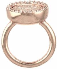 Mi Moneda RIN-DOL-LU-03 Ring la Dolce Vita Deluxe rosekleurig Maat 56
