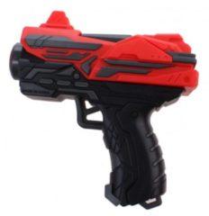 TackPro Tack Pro Shotgun Pro Pocket Foam 11 Cm Zwart/rood