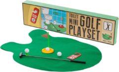Retr-Oh! Toilet golfspel