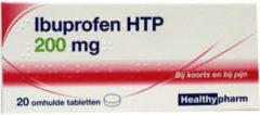 Healthypharm Ibuprofen 200mg 20 tabletten
