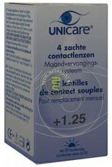 Unicare Contactlenzen 125 Maandlenzen