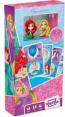 Shuffle kaartspel Disney Princess 8,7 x 5,6 cm karton 57-delig