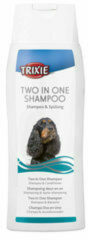 Trixie 2-in-1 Shampoo - 250 ml