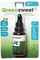 Groene Greensweet Stevia vloeibaar naturel 30 Milliliter