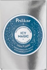 Polaar IcyMagic multi Energiser Eye Contour Patches - Verhelderende Oogpatches - Vegan Verzorging - 4 paar