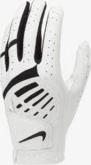 Nike Golfhandschoen Dura Feel - Dames - Wit - Maat L - Rechterhandschoen