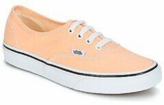 Oranje Sneakers Authentic w by Vans