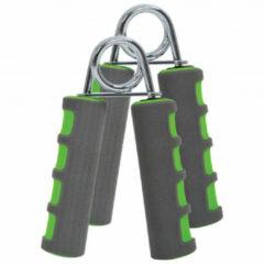 Groene Schildkröt - Handmuskeltrainer Set zwart/groen