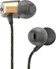 House of Marley Uplift 2 in-ear koptelefoon Uplift 2.0 goud