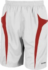 Spiro Heren Micro-Team sportkorrels (Wit/rood)