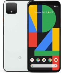 Witte Google Pixel 4 64GB Clearly White