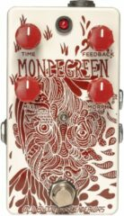 Groene Old Blood Noise Endeavors Mondegreen Weird Delay Pedal
