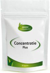 Healthy Vitamins Concentratie Pillen - met Theanine ⟹ Vitaminesperpost