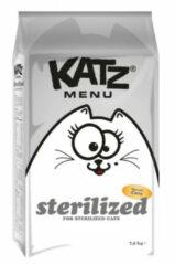 Katz Menu Sterilized 7,5 kg
