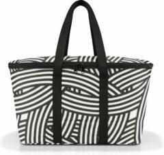 Reisenthel Coolerbag Koeltas - 20L - Zebra Zwart Wit