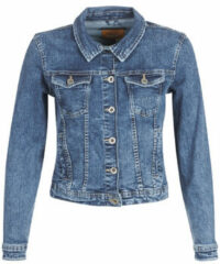 Blauwe Only ONLTIA LIFE DNM JACKET BB MB BEX02 NOOS