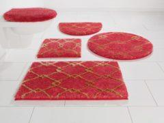Badematte, Home Affaire Collection, »Amalie«, Höhe 26 mm, rutschhemmender Rücken, Höhe 26mm