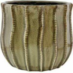Ter Steege Pot Manon taupe bloempot binnen 21 cm