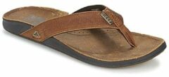 Bruine Reef J-Bay III Slipper Camel Brown