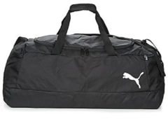 Zwarte PUMA Pro Training Ii Large Bag Sporttas Unisex - Puma Black
