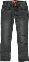 Tygo & Vito! Jongens Lange Broek - Maat 140 - Zwart - Jeans