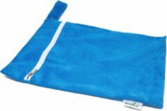 Bambooty basics wetbag luierzak - bondi blue blauw