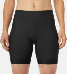 Zwarte Giro Women Chrono Sporty Short Black XL