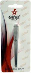 Zilveren PINCET TWEEZER DREAPTA S ROESTVRIJ STAAL INOX \GIFAZ ITALY \ Made in Italy