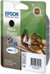 Armor Epson inktcartridge zwart t0431 - 1350 pagina\'s - c13t04314010