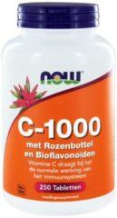 Now Foods, C-1000 con rosa canina & bioflavonoidi, 250 compresse
