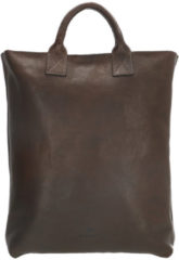 Micmacbags Discover rugzak 15 inch - Donkerbruin