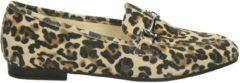Gabor dames loafer - Bruin multi - Maat 40,5