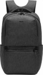 Zwarte PACSAFE Metrosafe X - Anti diefstal Backpack - 25L - Antraciet (Carbon)