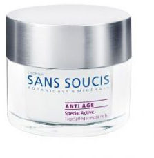 Sans Soucis Pflege Anti-Age Repair Kissed by a Rose Tagespflege LSF 15 50 ml