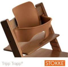 Bruine Baby Set Stokke Tripp Trapp Walnut Brown