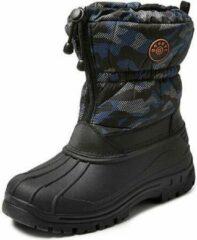 Gevavi Boots - CW92 Gevoerde winterlaars blauw/groen