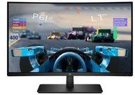 "HP 27x - LED-Monitor - gebogen - Full HD (1080p) - 68.58 cm (27"")"