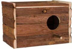 Trixie Natural Living Broedblok Groot 30 × 20 × 20 cm/ø 7,8 cm