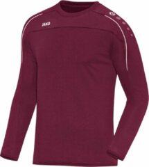 Rode Jako Sweater Classico Bordeaux Maat 2XL