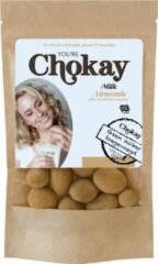Chokay Almond Cinnamon Milk Chocolate