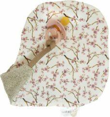 Roze Speendoekje - Knuffeldoekje - Wallabiezzz - Pink Blossem