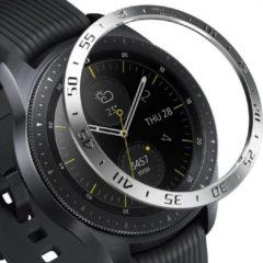 Bezel Styling voor de Samsung Galaxy Watch 42mm - Zilver