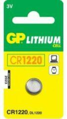 GP batterijen GP Batteries Knoopcel CR1220 lituim 3V