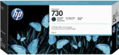 HP P2V71A nr. 730 inkt cartridge mat zwart hoge capaciteit (origineel)