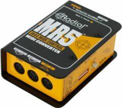 Radial MR5 MIDI translator voor JX44