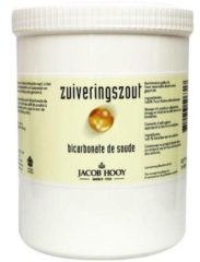 Jacob Hooy Zuiveringszout Natrium Bicarbonaat Pot (1000g)