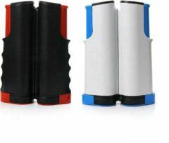 ALV SHOP Tafeltennis net zwart/rood | Tafeltennis | Pingpong | Camping | Netten